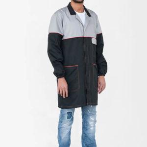 Camice uomo bicolore